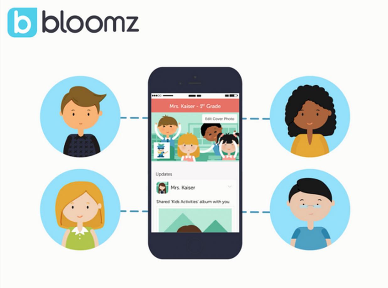Bloomz - The Parent Communication App for Schools & Teachers